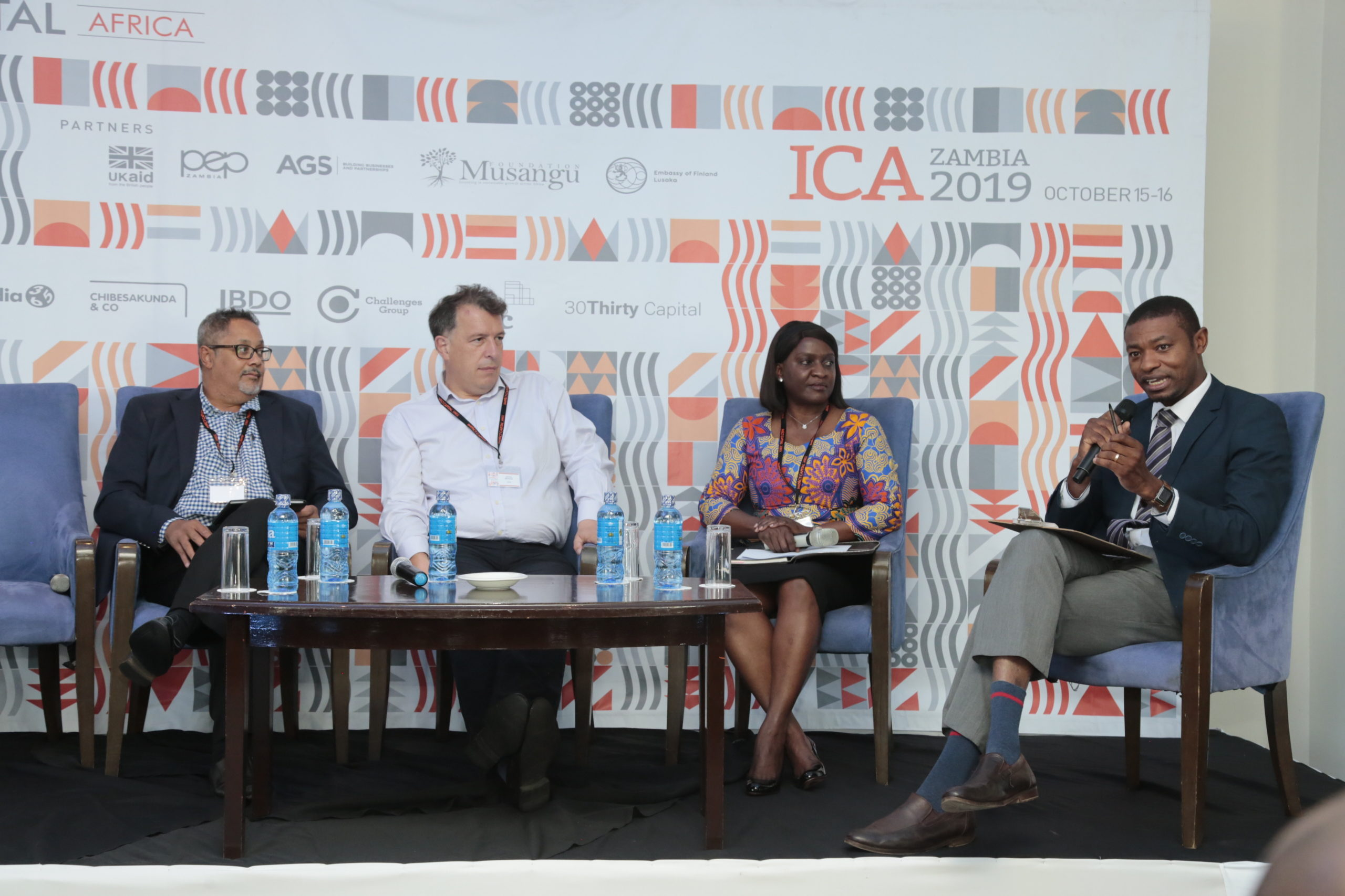 Panel discussion at ICA 2019
